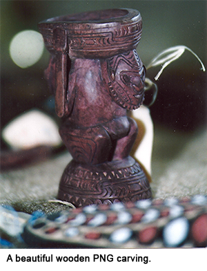 Beautiful PNG wood carving