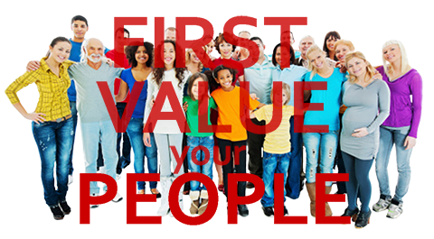 First Value Your People